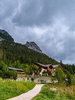 Gebäude in Ramsau im Berchtesgadener Land