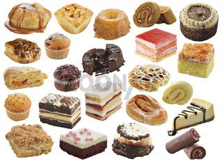 Desserts  Assortment