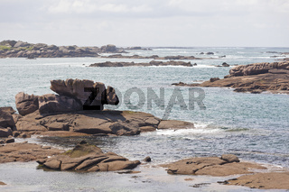 Cote de Granit Rose - Stones and Sea
