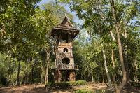 THAILAND KAMPHAENG PHET WAT CHANG ROB