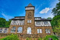 Wittekindsburg in North Rhine-Westphalia