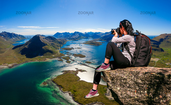 Nature photographer Norway