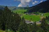 Alps, Austria, Damüls, Bregenzer Forest