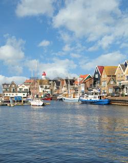 Urk,Ijsselmeer,Niederlande