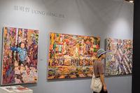 Art Taipei Expo is the landmark of Asian Art