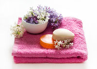 Spa treatments from lilac