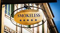 Street Sign to Smokeless