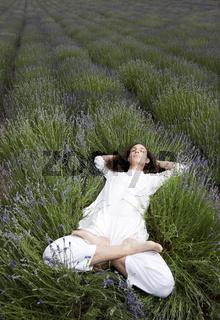 Sleeping yogi