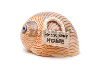 Coronavirus - Please stay home