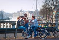 Multicultural Amsterdam