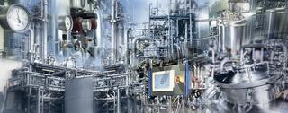 Produktion in der chemischen und pharmazeutischen Industrie