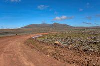 landscape of Bale Mountain, Ethiopia