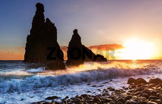 Madeira coast