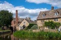 Traditional Water Mill and Cottage  in Cotswolds