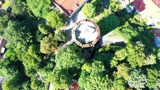Luftbild vom Mehlsack in Ravensburg