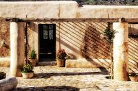 Monastery at Sellia - Crete