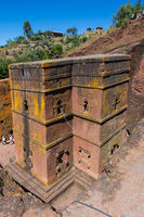 Bete Giyorgis, St George church, Lalibela