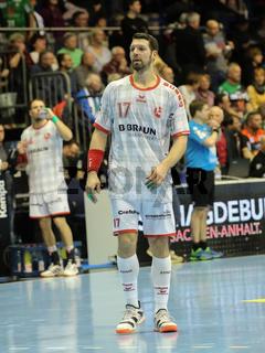Felix Danner, MT Melsungen, Liqui Moly HBL, Handball-Bundesliga Saison 2019-20