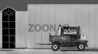 Der Bierwagen