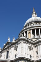 Saint Paul Cathedral in London