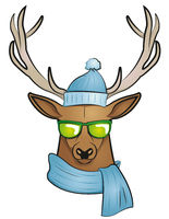 cool stag