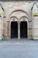 Portal of the monastery church in Maulbronn Abbey