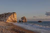 Petra tou Romiou, Zypern