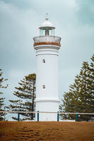 lighthouse at Kiama south Australia