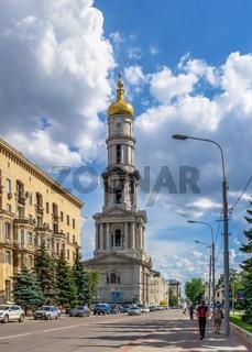 Assumption Cathedral  in Kharkiv, Ukraine