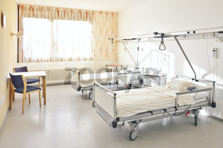 Krankenhaus Bett Doppelzimmer