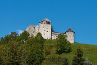 Heinfels Castle in East Tyrol