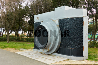 The Camera - Monument in Rimini