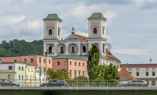 Passau in Germany