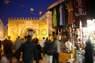 TUNISIA TUNIS CITY PLACE DE LA KASBAH