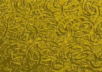 Golden Rough Metallic Texture