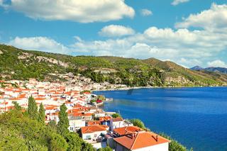 Limni in Evia island, Greece