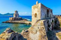 The resort in Greece Mediterranean