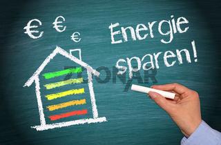 Energie sparen !