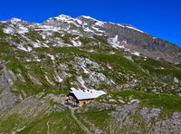 Geltenhütte des Schweizer Alpen-Clubs