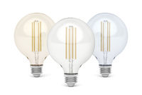LED bulbs with different color temperatures