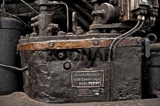 Druckbehälter Dampflok