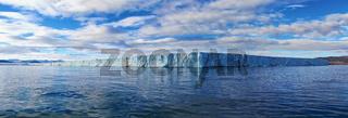 Negribreen, Spitsbergen