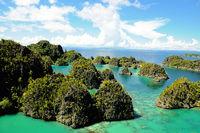 View DORE KARUI Raja Ampat Indonesia