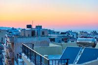 Rooftops of Heraklion