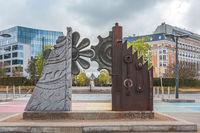 Schuman roundabout