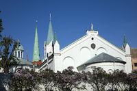 Lady Of Sorrow Church, Riga, Latvia
