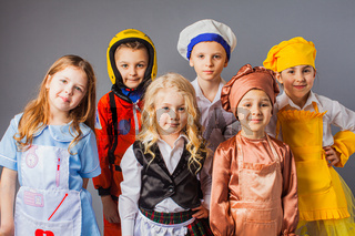 The most popular professions among little kids