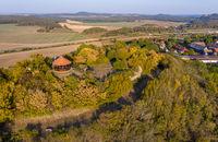 Harzbilder Heimburg Luftaufnahmen