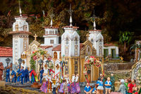 Christmas Belen in Candelaria
