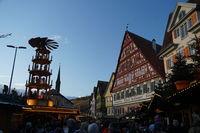 Christmas market in Esslingen